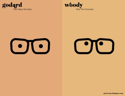 paris vs nyc godard and woody allen